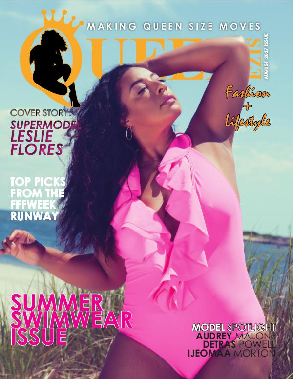 Queen Size Magazine Aug 2017