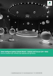 Global Intelligent Lighting Controls Market Research 2017-2023