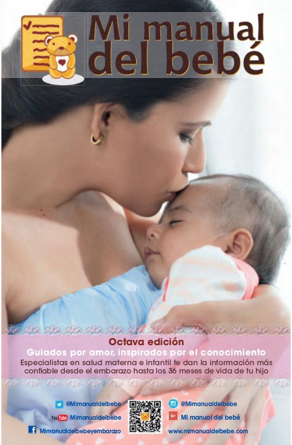 Mi manual del bebé Octava edición
