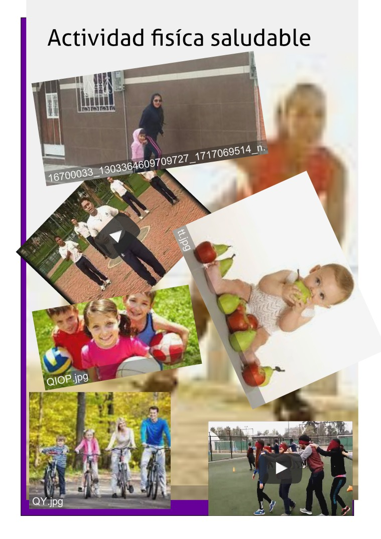 Actividad Fisica Saludable Actividad Física Saludable