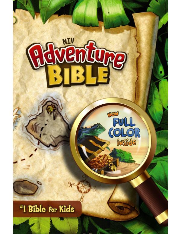 NIV Adventure Bible Adventure Bible Easter Activities