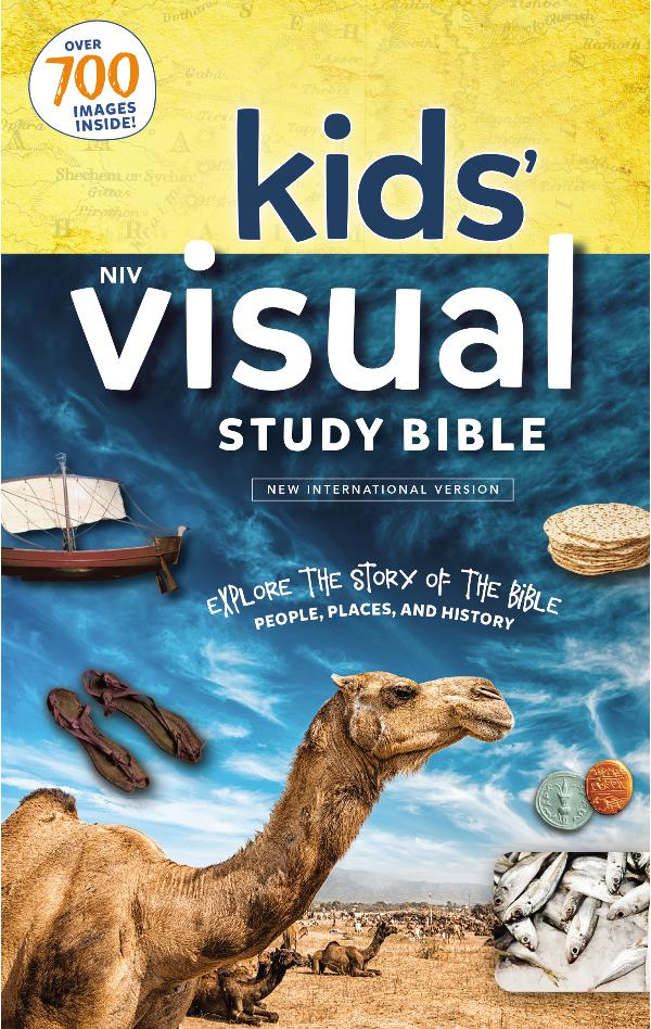 NIV Kids' Visual Study Bible NIV Kids' Visual Study Bible - Sampler