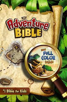 NIV Adventure Bible