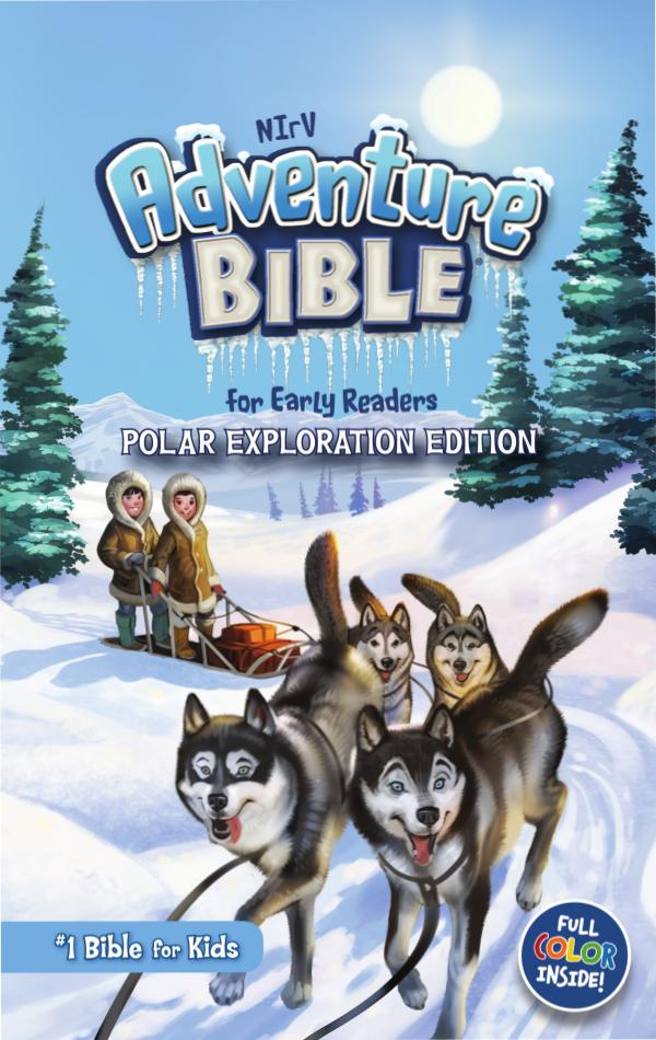NIrV Adventure Bible: Polar Edition - Sampler