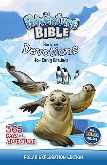 NIrV Adventure Bible, Polar Exploration Edition