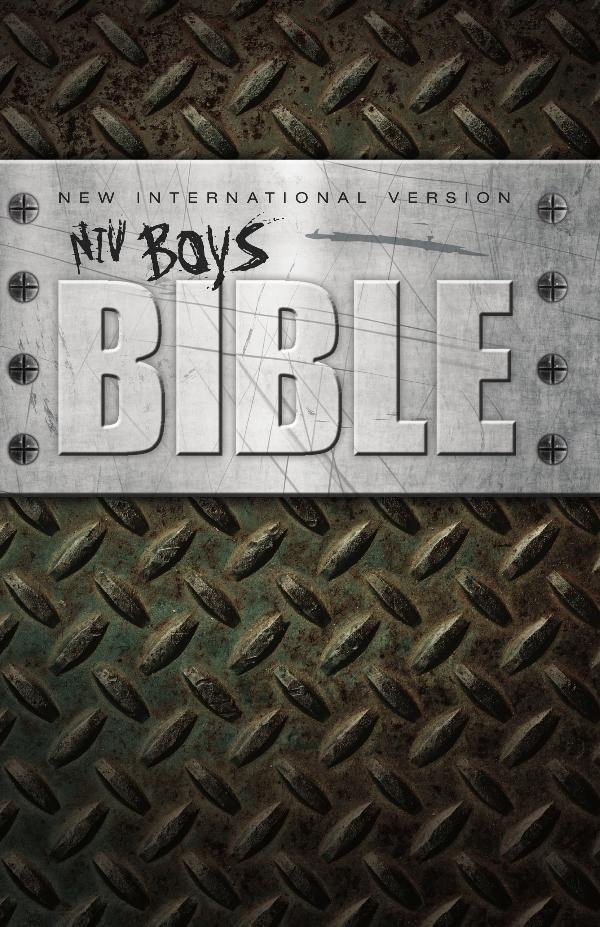 NIV Boys Bible NIV Boys Bible | Activities