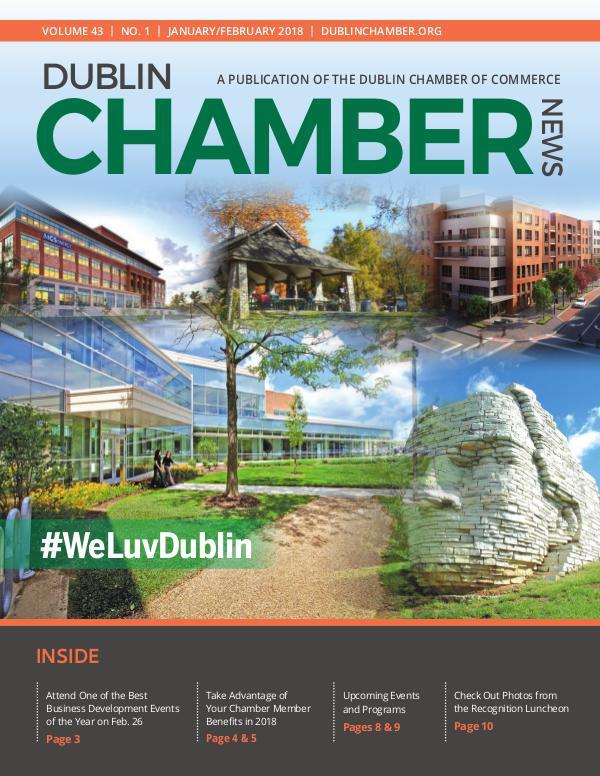January February 2018 Dublin Chamber News DCCJanFebNewsONLINE18