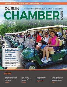 Dublin Chamber News 2018 May June Issue