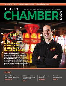 January February 2020 Dublin Chamber News