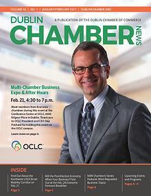 Dublin Chamber of Commerce January February 2017 Magazine