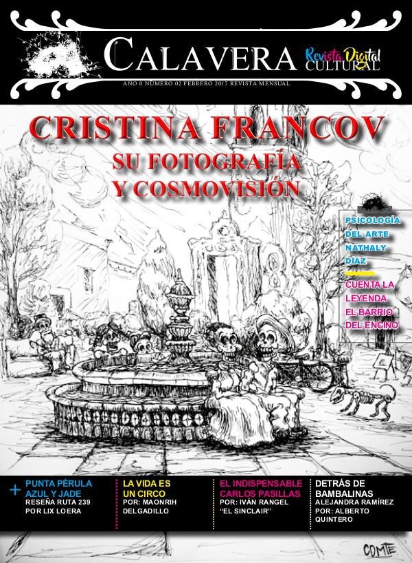 Calavera Gui-Arte & Cultura Calavera Revista Digital Cultural y Artes