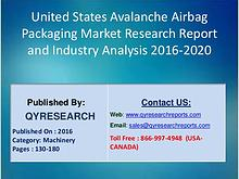 United States Avalanche Airbag Packaging Set to Grow Exponentially by
