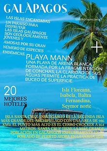 Turismo en Galàpagos