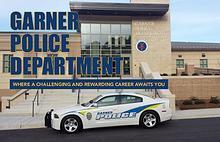 Garner Police Department Recruitment Brochure