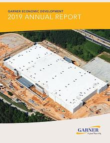 Garner Economic Development 2018-19 Annual Report