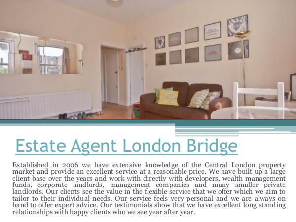 Property Management London Property Menangement Southwark
