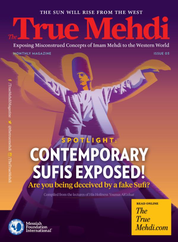 The True Mehdi Issue 03 - March