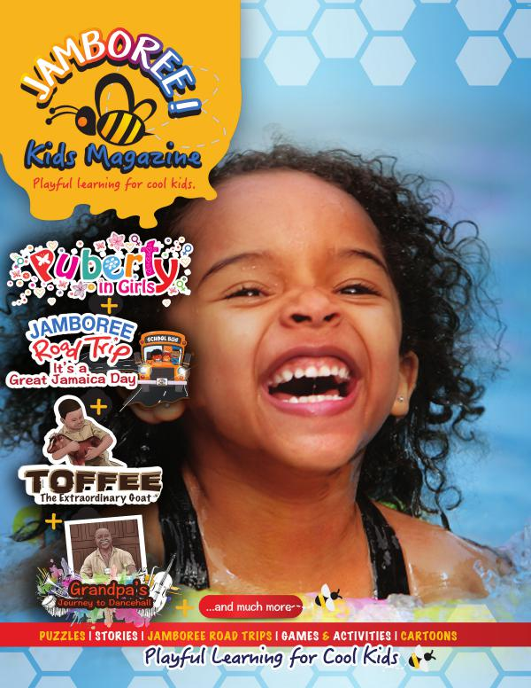 Jamboree Kids Magazine Volume 01   Issue 001