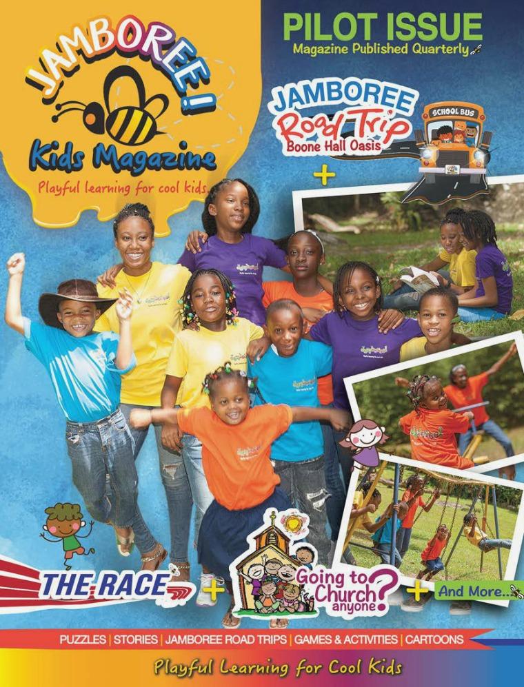 Jamboree Kids Magazine January 2017