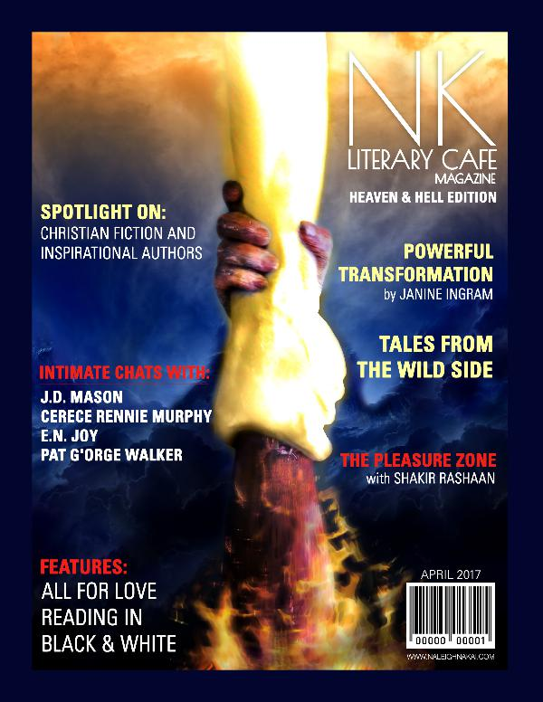 April Issue - Heaven & Hell