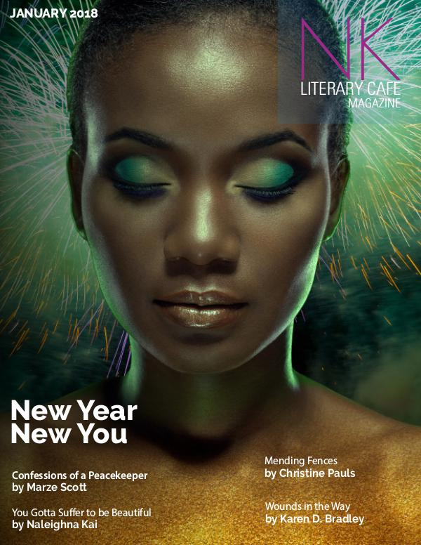 January 2018 New Year, New You