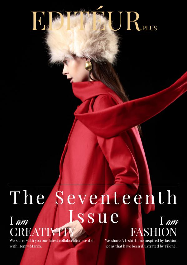 Editéur Plus - The Seventeeth Issue