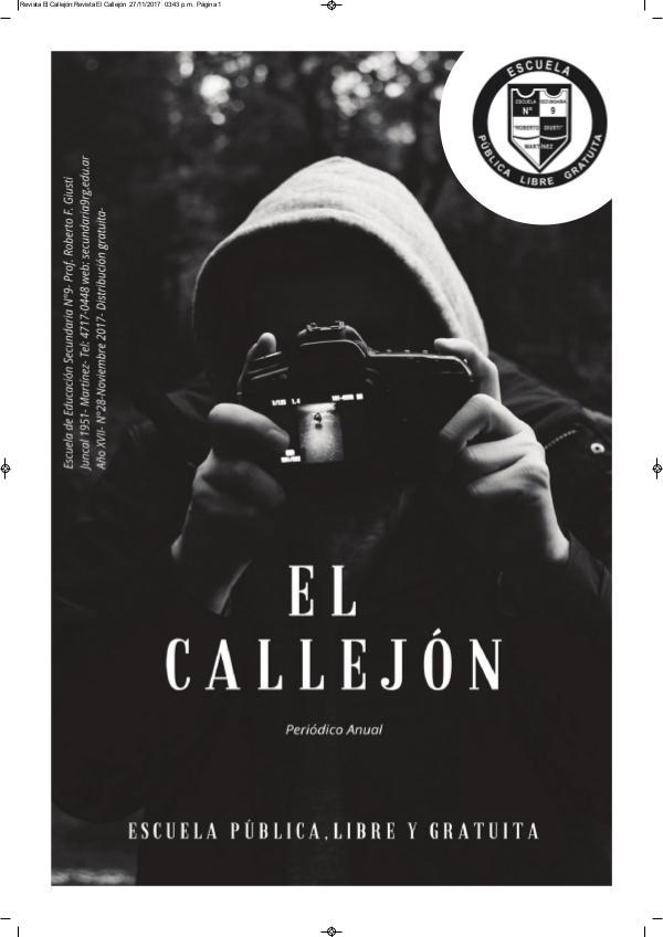 DIARIO El Callejón