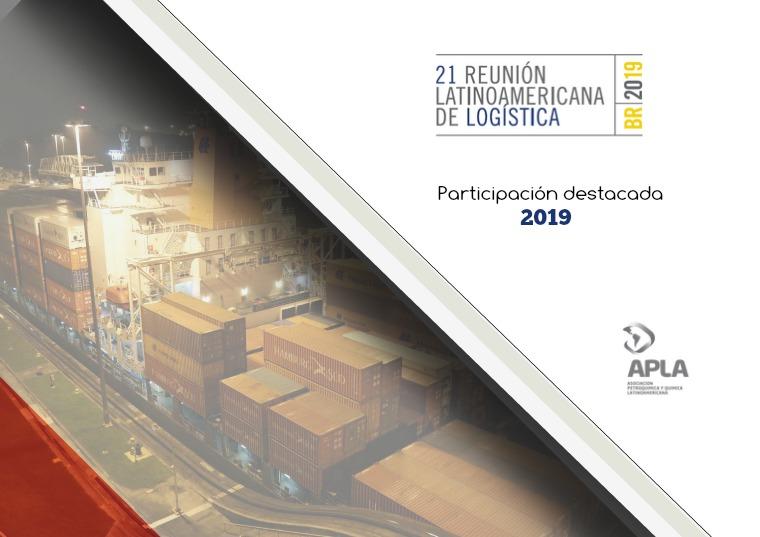 Oportunidades de contribución Logistica 2018