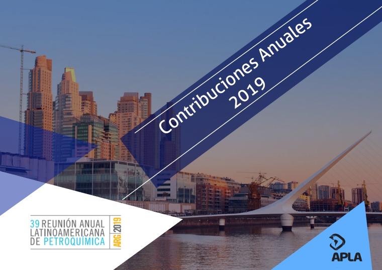contribuciones anuales 2019 totales