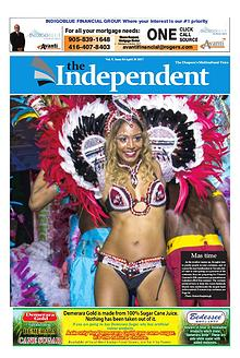 The Independent April 30 2017