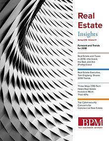 BPM Real Estate Insights: Spring 2018