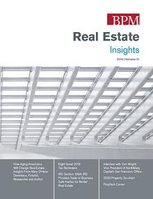 BPM's Real Estate Insights