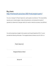 ACC 202 Final Project Part I