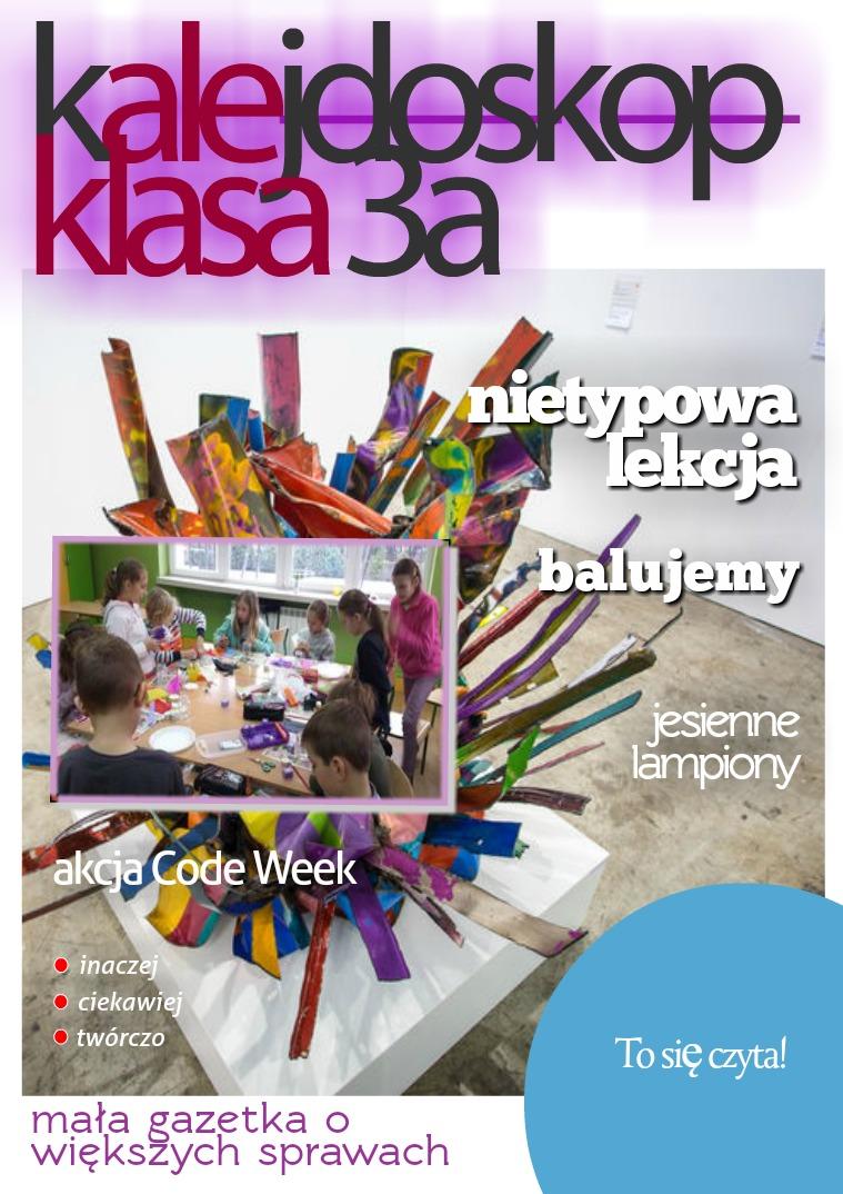 kalejdoskop - klasa 3a 1/2017