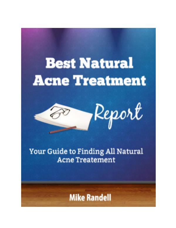 Best Acne Treatment Best Acne Treatment