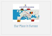 Our place in Europe