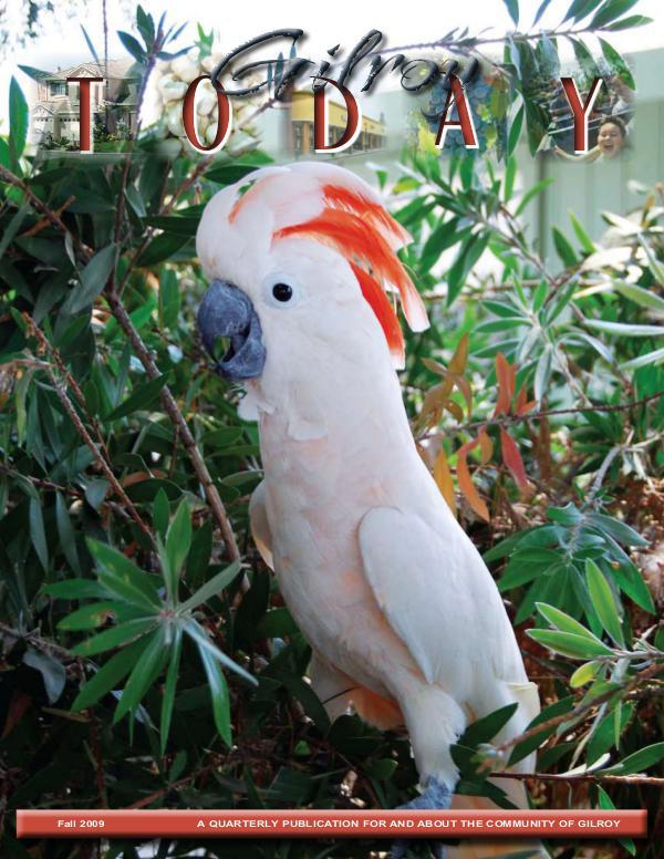 Gilroy Today 2009 09 Fall