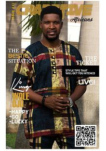 Crazitive African Magazine