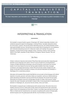 Best interpreters & translators for interpreting and translation