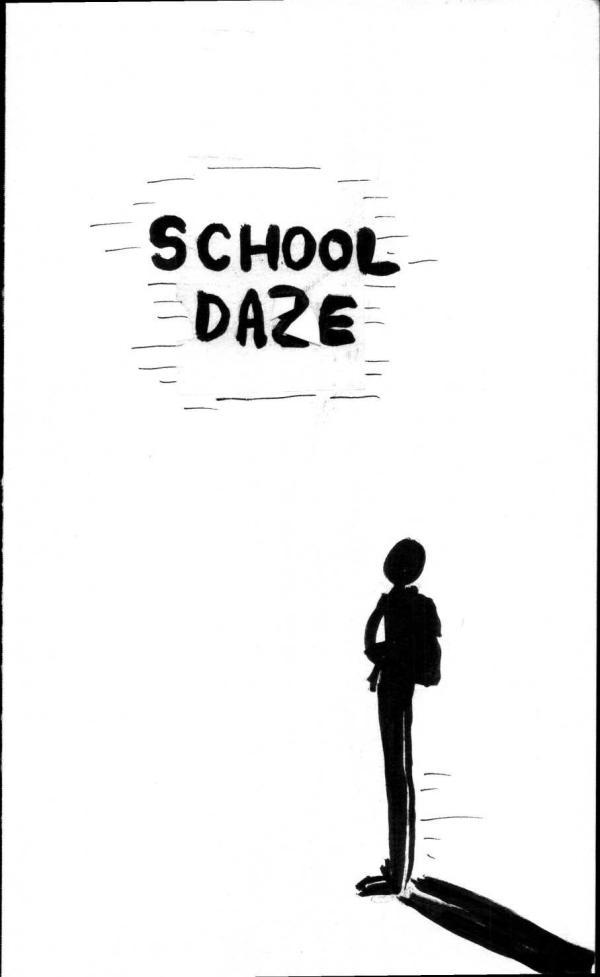 School Daze Zine