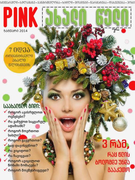 PINK Winter, 2014 - #2