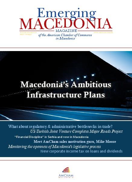 AmCham Macedonia Winter 2014 (Issue 40)
