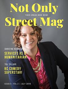 Not Only Street Magazine July 2019