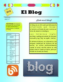 Revista digital blog