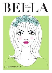 Bella Magazine September 2013