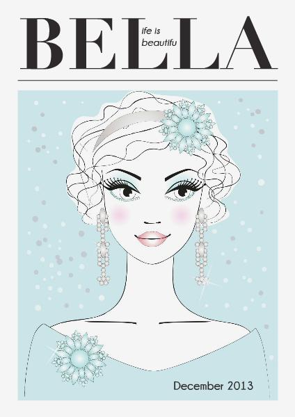 Bella Magazine December 2013