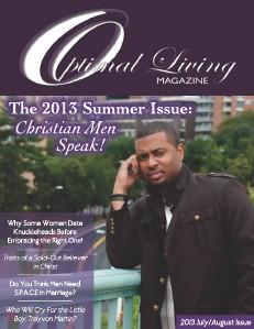 Optimal Living Magazine 2013 July/August Issue - Volume 28