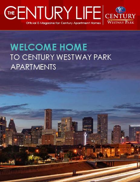 Century Westway Park E-Magazine 1