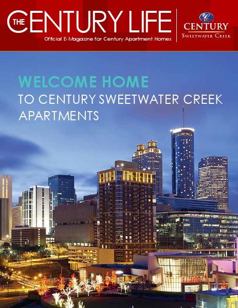 Century Sweetwater Creek E-Magazine 1
