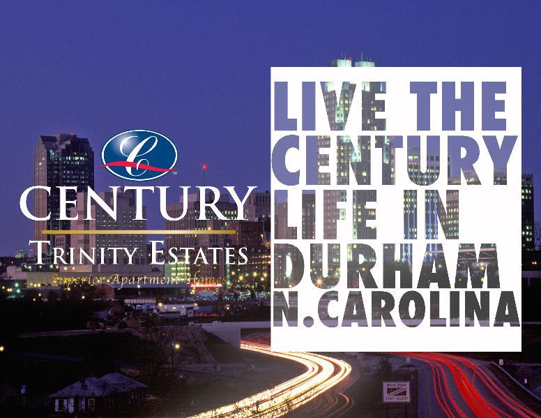Century Trinity Estates One